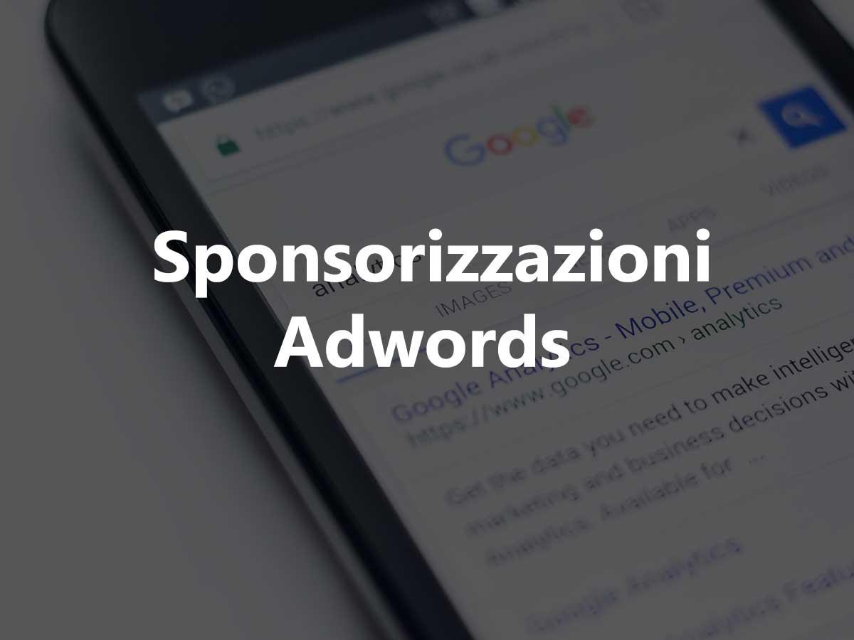 Sponsorizzazioni Adwords