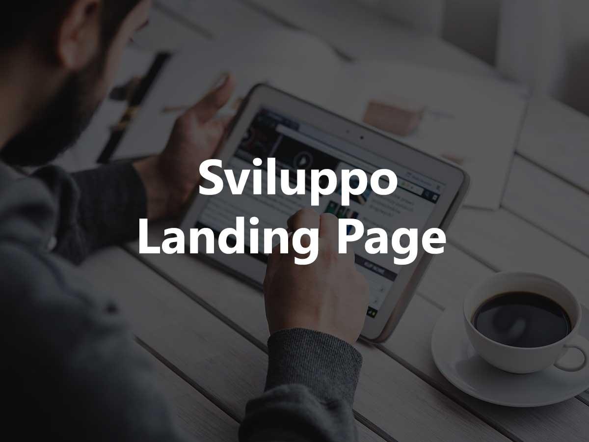 Sviluppo Landing Page