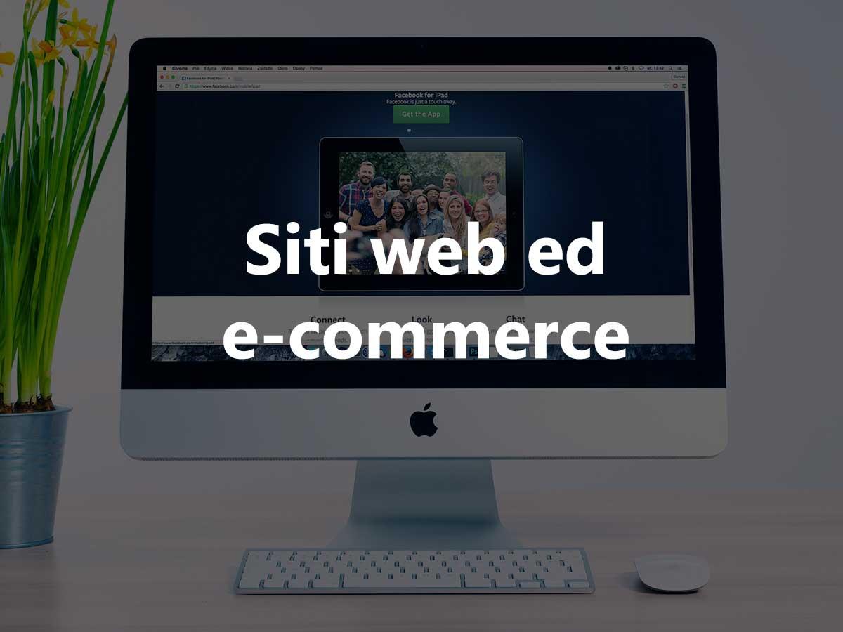 Realizzazione Siti Web ed Ecommerce